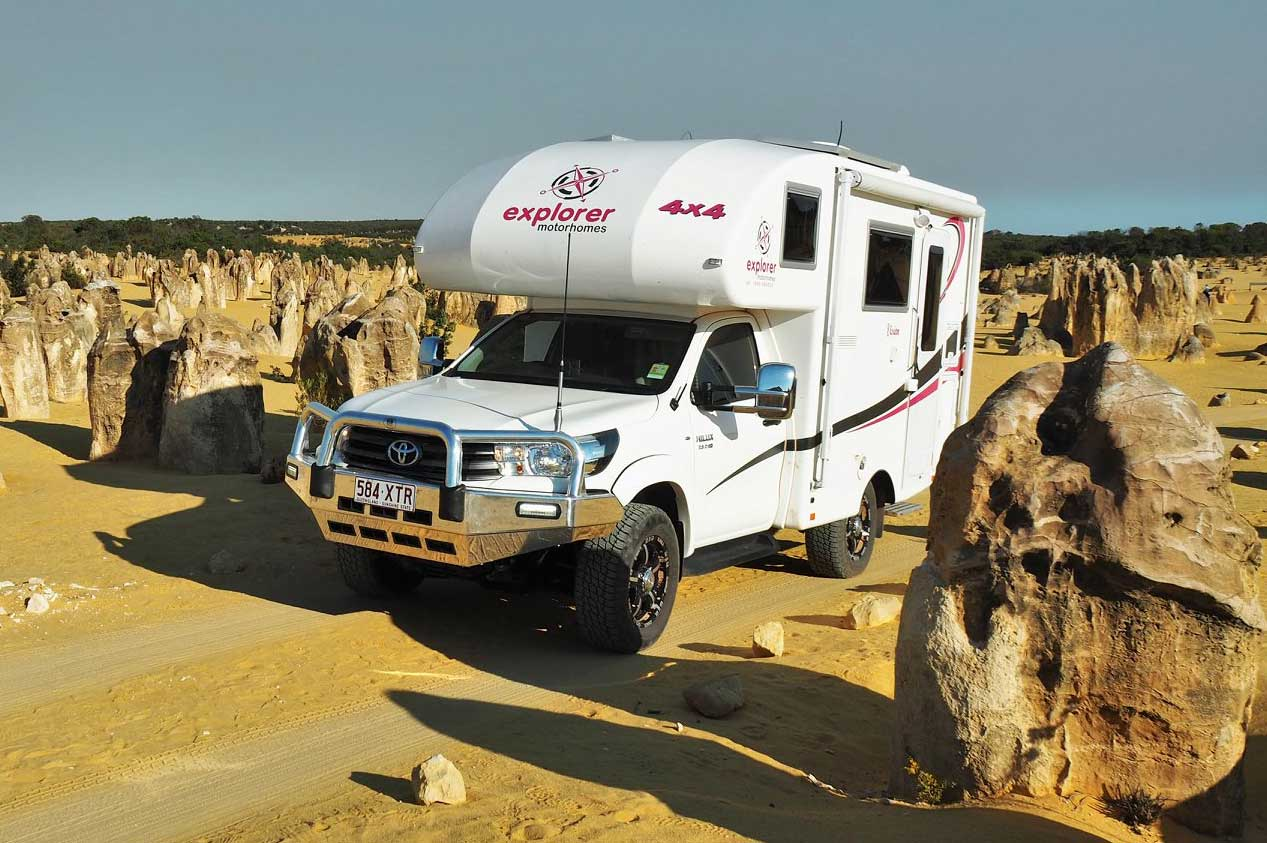 Awesome Motorhomes For Sale Australia Buy A New 4X4 Luxury Download Free Architecture Designs Scobabritishbridgeorg
