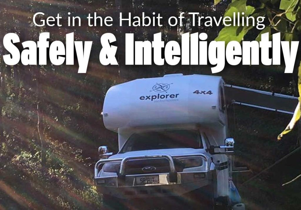 Safety Features on the Best 4WD Campervans